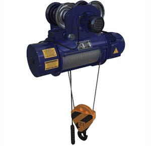 Таль электрическая г/п 8,0 т Н - 24 м, тип 13Т10756