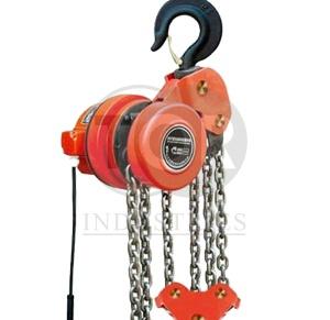 Таль электрическая цепная TOR DHP 5,0 т 6 м