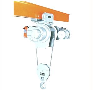 Таль электрическая канатная TOR HH-B10 1,0 т 6 м