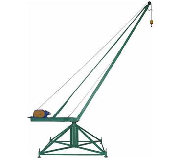 Кран стреловой поворотный КСП 320 «Мастер» г/п 320 кг