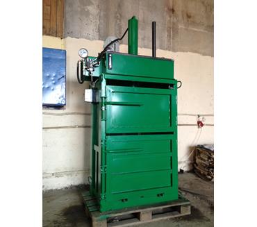 Пресс пакетировочный Серия 2200, Модель VAKKPRESS-2210 (380В)