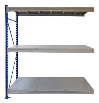 Металлический стеллаж среднегрузовой SGR 1583-2,0-DS