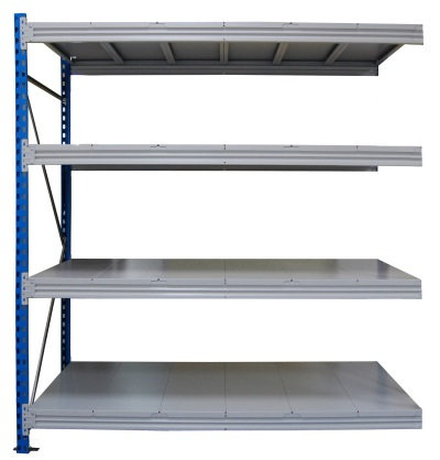 Металлический стеллаж среднегрузовой SGR 1285-3,0-DS