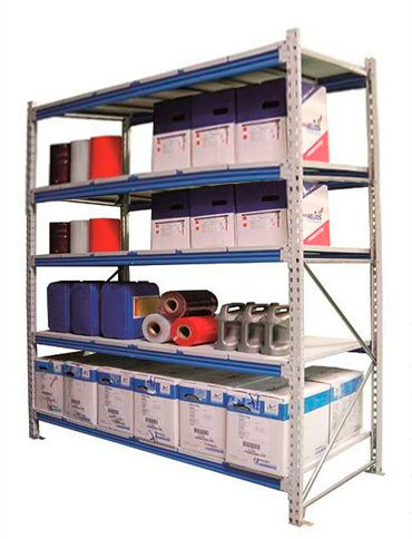 Металлический стеллаж среднегрузовой SGR 12105-3,0