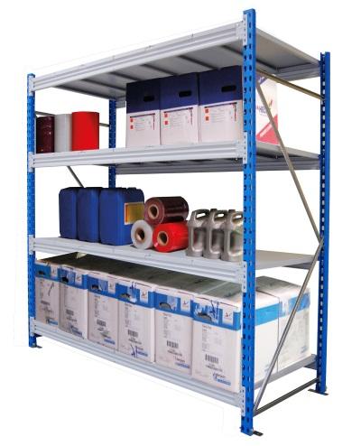 Металлический стеллаж среднегрузовой SGR 21105-3,0
