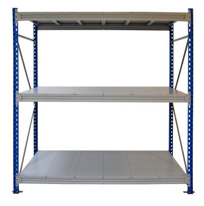 Металлический стеллаж среднегрузовой SGR 1583-2,0