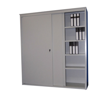 Архивный шкаф с дверями - купе AL 2018