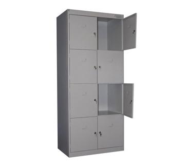 Металлический шкаф для сумок ШРК-28-800