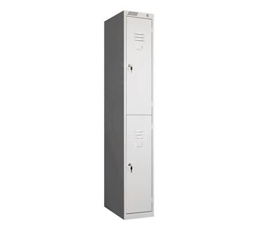 Металлический шкаф для одежды ШРС-12-400