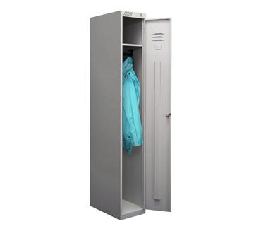 Металлический шкаф для одежды ТМ-11-400