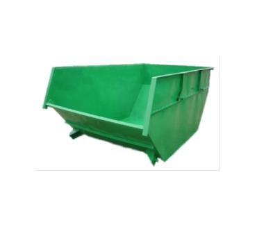 Контейнер для мусора 8м3 (бункер-накопитель)