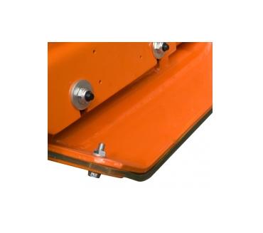 Коврик резиновый для виброплиты GrOST VH-60