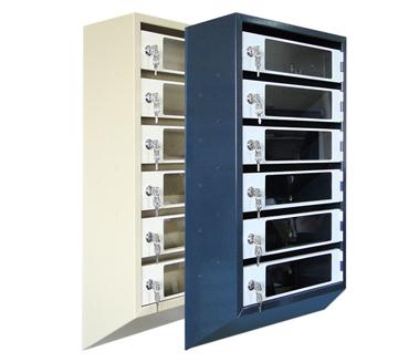 Ящики почтовые с прозрачной дверцей